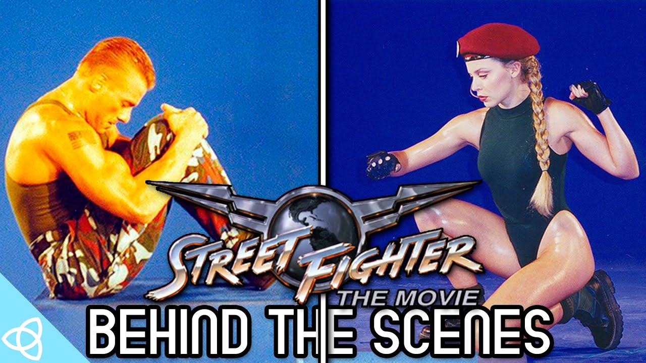 Street Fighter The Movie: The Game - game-rave.com - Every ...
